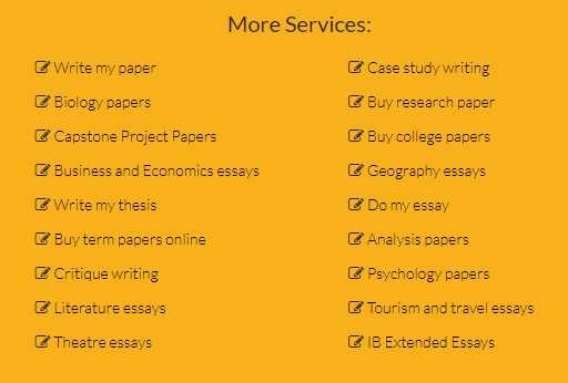 writersperhour services